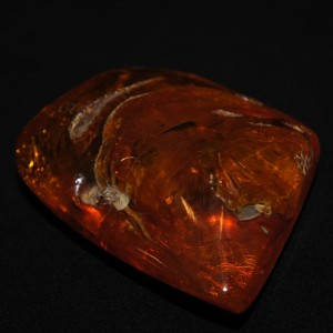 Камень янтарный